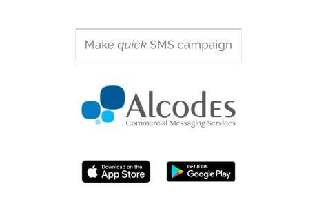 Make a quick sms campaign - Alcodes