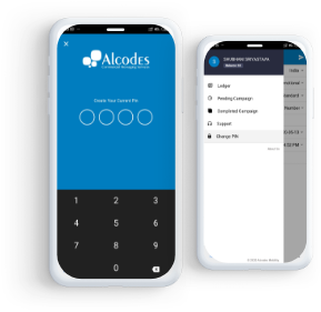 Alcodes Mobile App